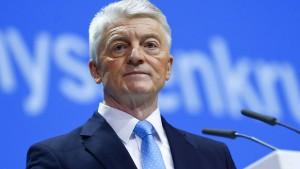 Früherer Thyssen-Chef erhält eine Millionenabfindung