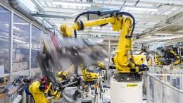 Auftragsbücher der Industrie füllen sich in Rekordgeschwindigkeit