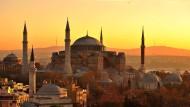 Die Hagia Sopia in Istanbul