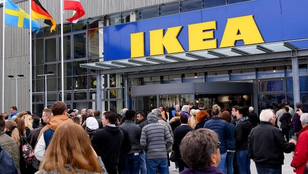 EU untersucht Ikeas Steuerzahlungen