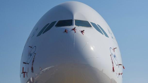 Airbus-Chef bereitet Mitarbeiter auf Stellenabbau vor
