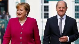 Merkel: Vollbeschäftigung ist möglich