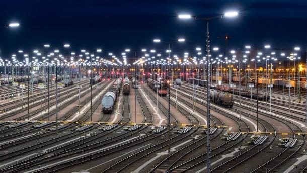 Bahn-Streik bringt Lieferketten unter Druck