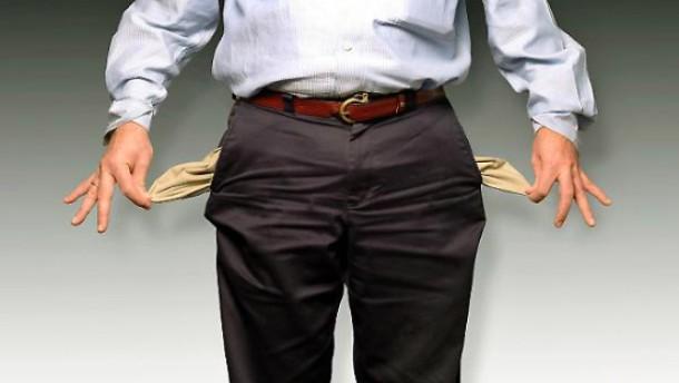 Linke Tasche, rechte Tasche und zurück