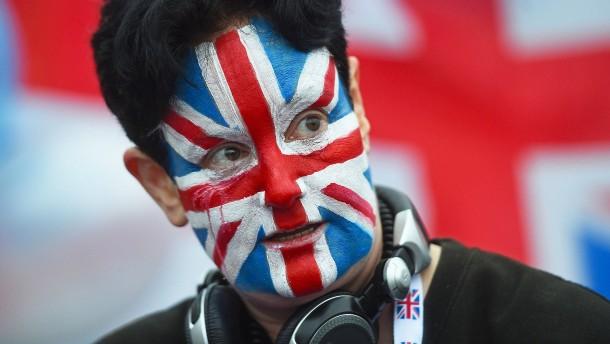 Bedrohte Briten