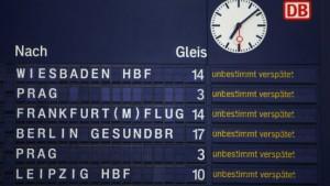 Bahnkunden erhalten nach Verspätung Geld zurück
