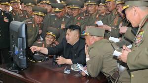 Nordkorea verdoppelt seine Internet-Soldaten
