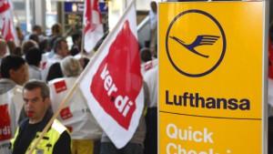 Neues Angebot im Tarifkonflikt bei der Lufthansa
