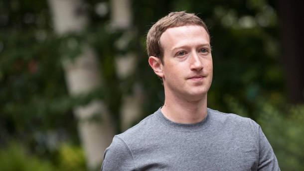 Zuckerberg verteidigt sich gegen Trump-Kritik