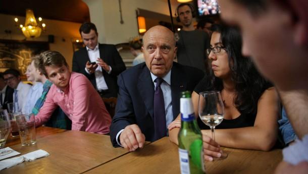Juppé fordert Antwort auf britische Steuersenkungspläne