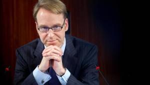 Weidmann: Notenbanker müssen sich öffentlich rechtfertigen