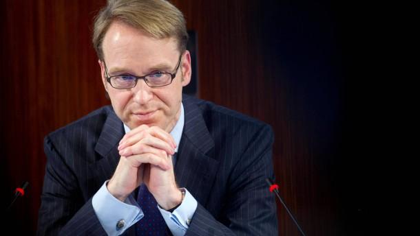Gewinn der Bundesbank bricht wegen Euro-Krise ein