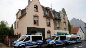 Razzien in Hessen und sechs anderen Ländern