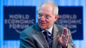 Schäuble gegen größeren Rettungsfonds