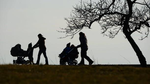 Gleitzeit erleichtert Müttern den Wiedereinstieg