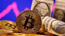 Bidens Steuerpläne schicken Kryptowährungen auf Talfahrt