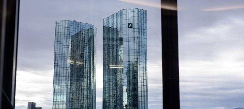 Corona Krise Trifft Deutsche Bank Weniger Hart Als Befurchtet