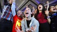 Wirtschaft erleichtert über Schottlands Votum