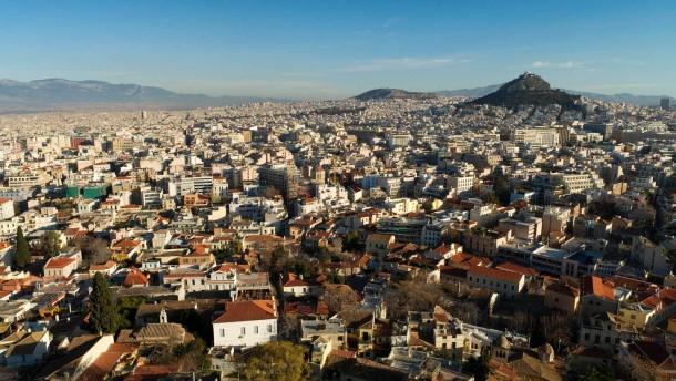 Athen will angeblich Hilfskredite auf 50 Jahre verlängern