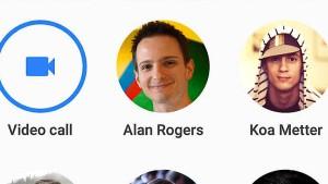 Jetzt ist Googles neue App für Videoanrufe da