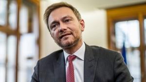 Lindner will keine Regierungsbeteiligung unter Merkel