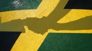 Beruhigende Aussichten für die Wirtschaft: Ein Jamaika-Bündnis könnte als Regierung funktionieren.