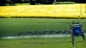 Das Ende von Glyphosat kommt erst nach 2023