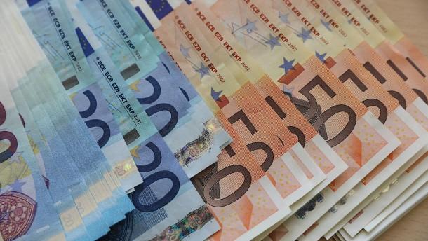 Privates Geldvermögen der Deutschen auf Rekordhoch