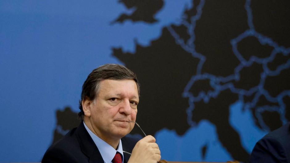 Schuldenkrise Barroso Bankenunion Auch Ohne Vertragsänderung