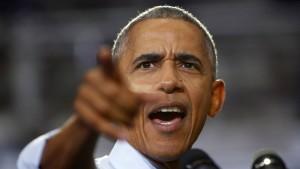 Obama lässt Kritik an FBI-Chef anklingen