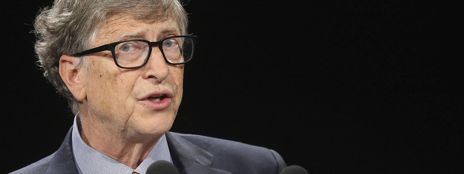 Bill Gates nennt positive Folgen der Corona-Pandemie