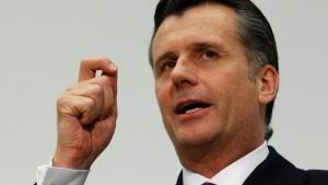 Ehemaliger Schweizer Notenbankchef geht zu Blackrock