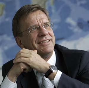 Kann mit seinen Unternehmenszahlen zufrieden sein: <b>Håkan Samuelsson</b> - kann-mit-seinen