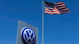 Volkswagen stimmt Milliardenzahlung zu