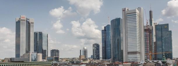 Der Silberturm im Frankfurter Bahnhofsviertel