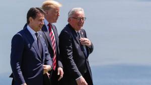 Juncker und Trump verhandeln kommende Woche zum Handel