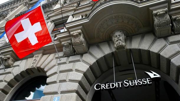 Credit Suisse bereinigt Altlast mit 600 Millionen Dollar