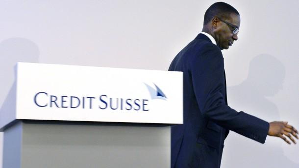 Credit Suisse verdient mehr