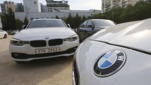 BMW muss in Südkorea Millionenstrafe zahlen