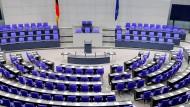 Kommt nun zu seiner ersten Sitzung zusammen - der neu gewählte Bundestag.