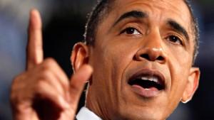 Obama plant 300-Milliarden-Konjunkturpaket