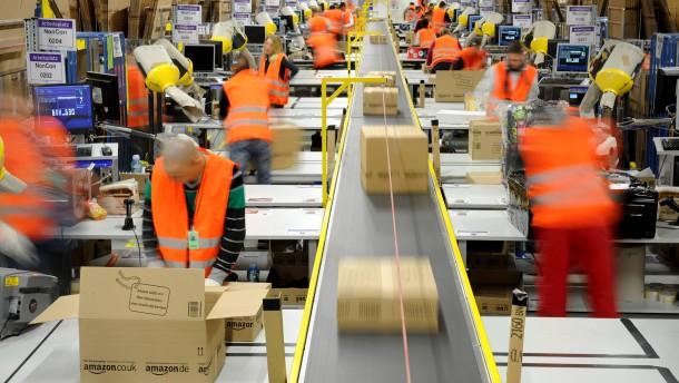 Amazon ist fast überall