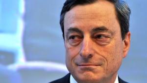 Merkel signalisiert Zustimmung für Draghi