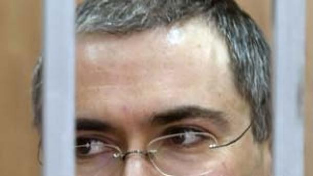 Neue Anklage gegen Chodorkowskij