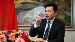 Müssen wir uns vor China fürchten, Herr Botschafter?