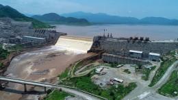 Afrikas größtes Staudamm-Projekt sorgt für Streit