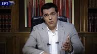 Tsipras' planloses Referendum