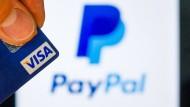 Paypal und Visa gegen Apple und Google