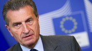 Oettinger wird Digital-Kommissar