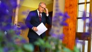 In Not: Australiens Premierminister Scott Morrison